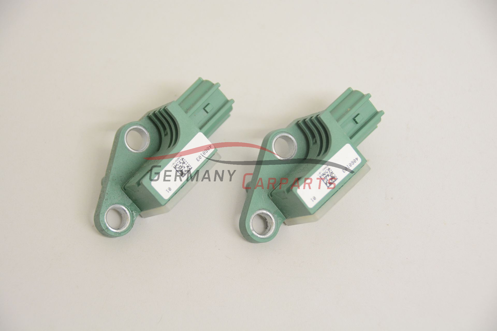 Original VW Passat 3C 2x Crashsensor links rechts Sensoren 3C0909606