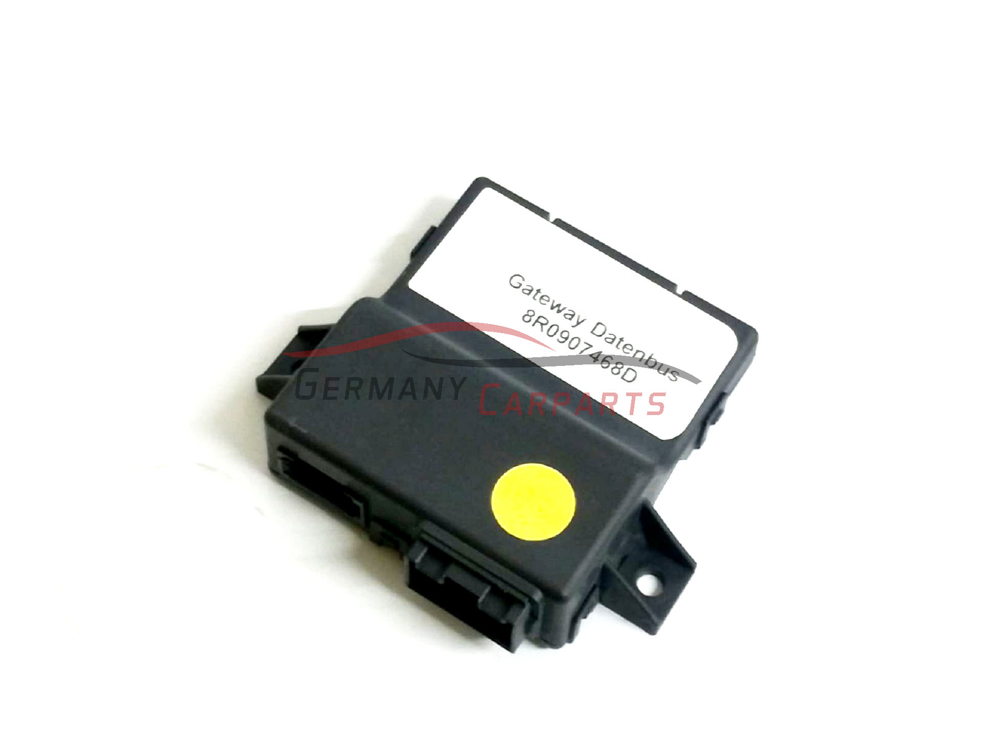 Original Audi A4 8K Diagnose Interface Datenbus Gateway Steuergerät 8R0907468D
